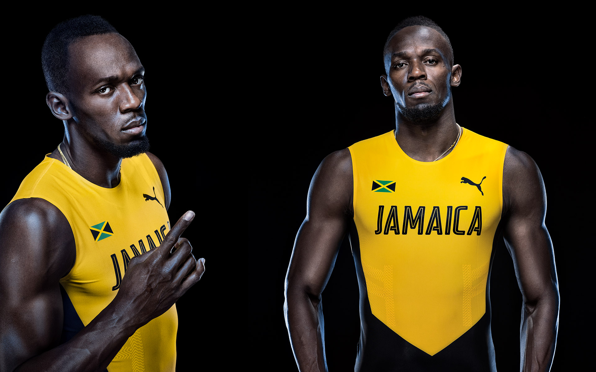 Usain Bolt ©Paul Cooper
