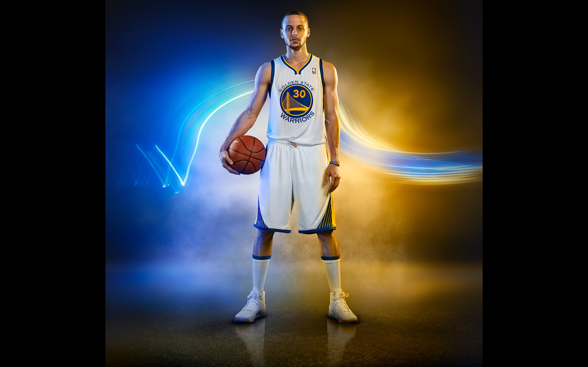 Stephen Curry, Golden State Warriors ©B Bunting