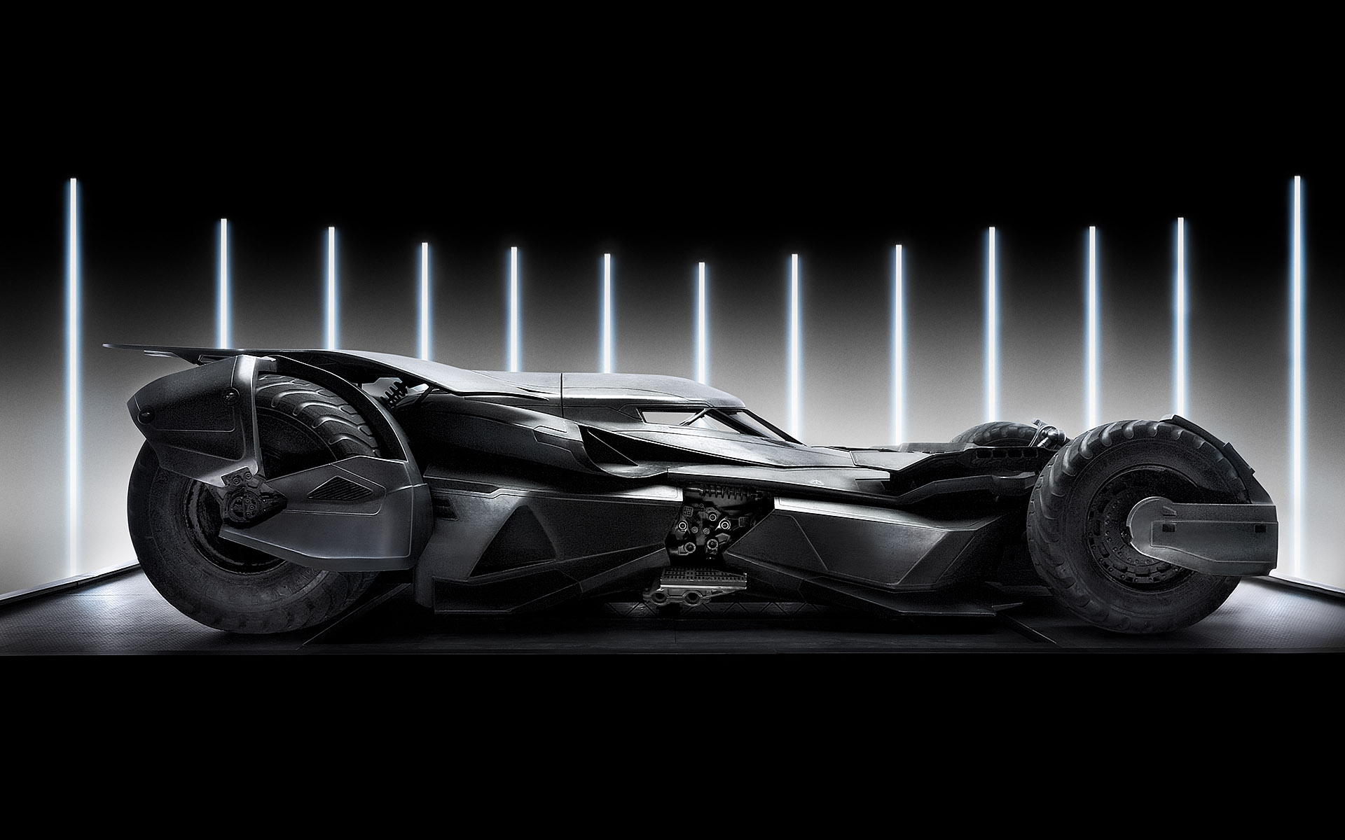 Batman v Superman: Dawn of Justice Batmobile ©S Derviller