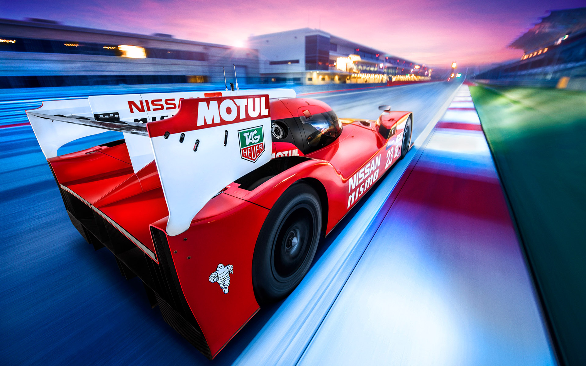 Nismo LMP1 ©Richard Dole