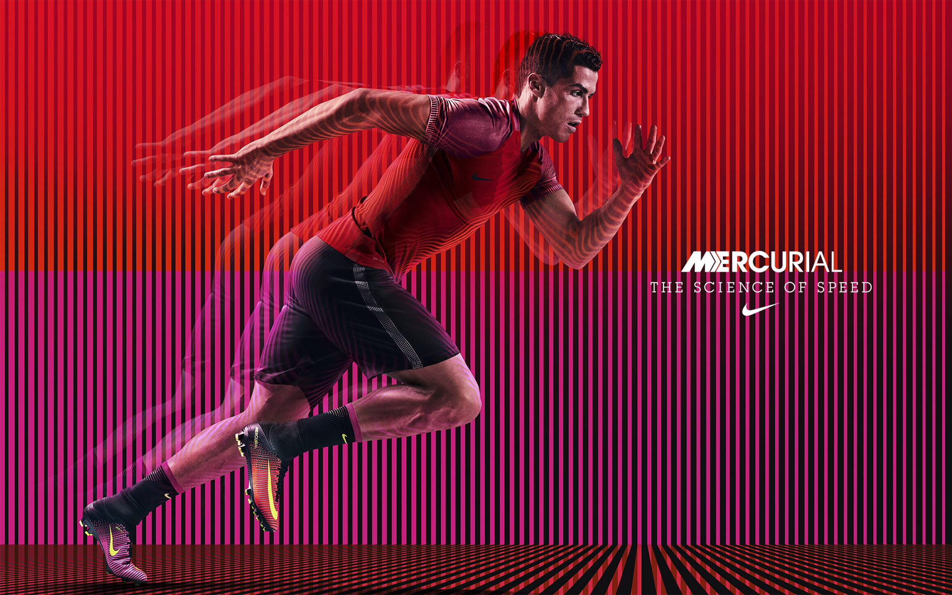 Nike Mercurial • Nike Art Director: David Chen • Creative agency: Intro • Director: Julian Gibbs