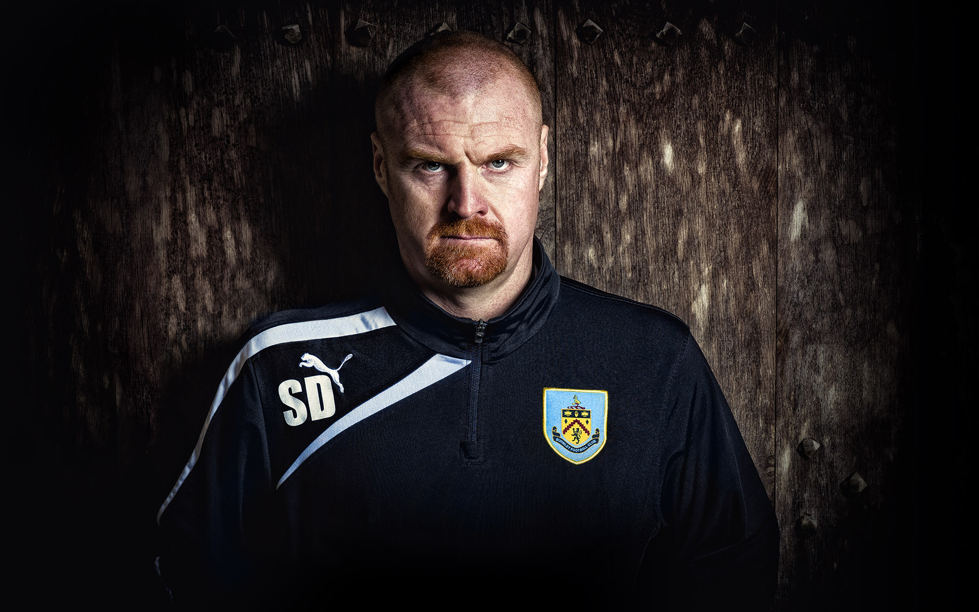 Sean Dyche Burnley F.C. ©Paul Cooper